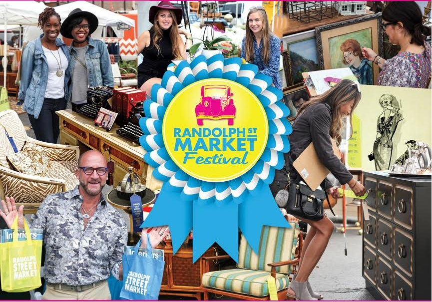 Randolph Street Market Festival: Editor's and Designer's Choice for Charity