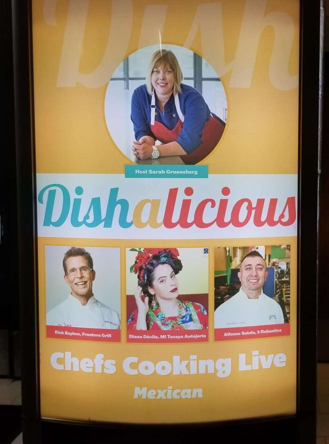 Dishalicious: A Preview of WTTW's New Cooking Show