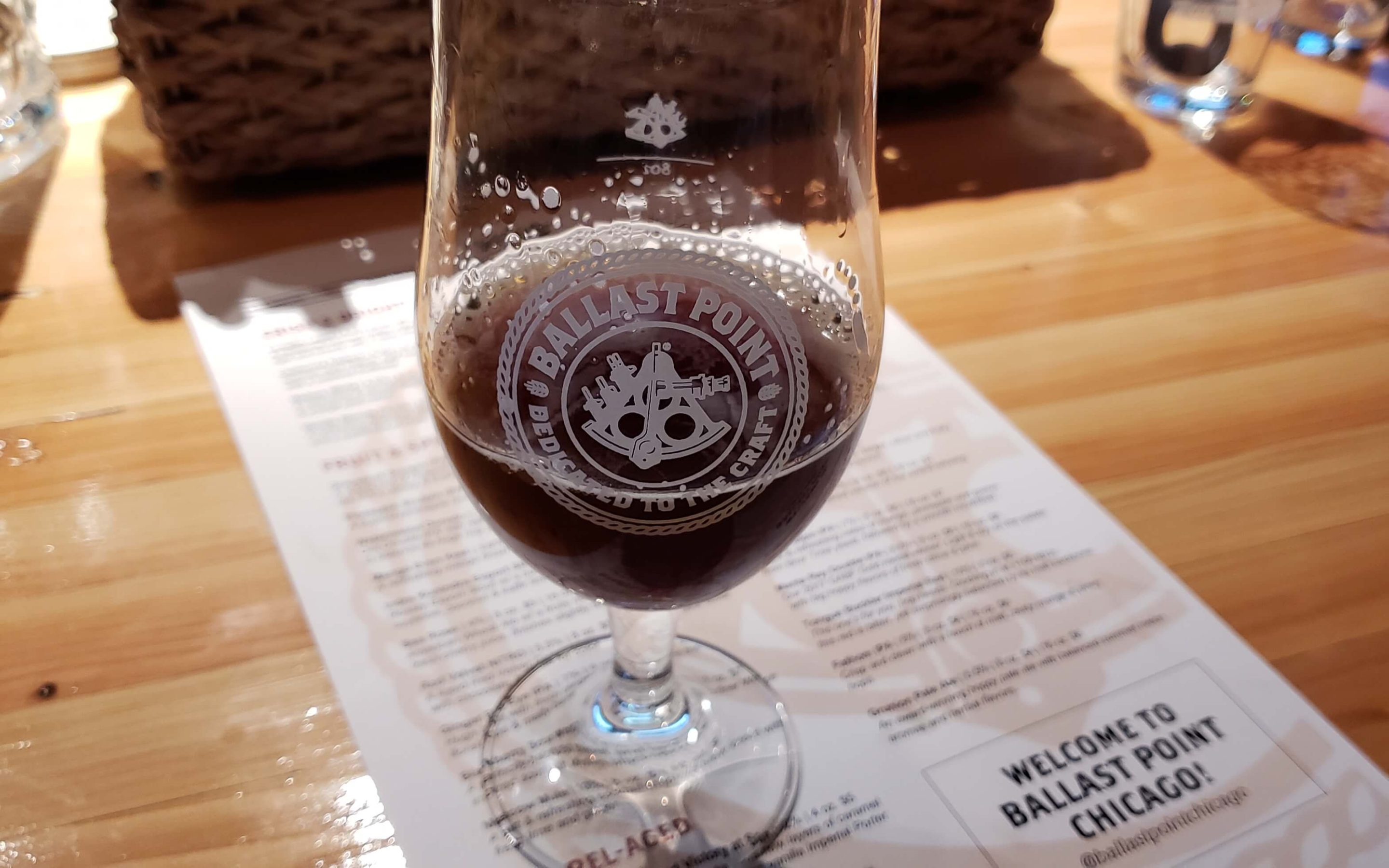 Ballast Point Opening Party
