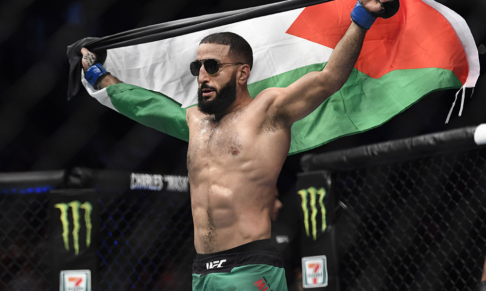 UFC star Belal Muhammad talks with Taste With Jais: food, upcoming fight, and Ramadan