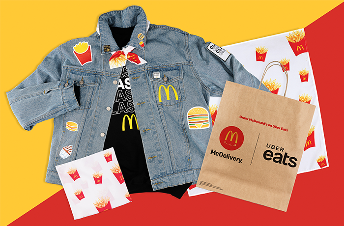 McDonald's McDelivery Day is coming